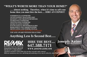 TOP REALTOR REMAX AGENT VAUGHAN