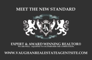 VAUGHAN REAL ESTATE AGENT